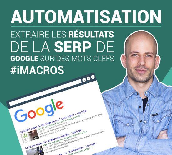 Macro Google SERP