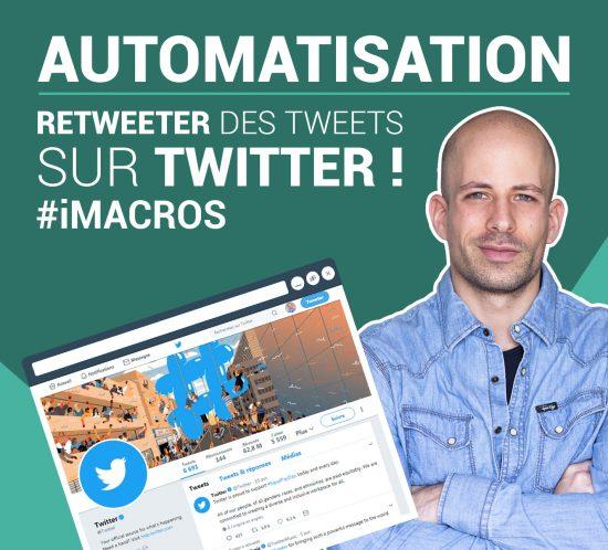 Macro Retweet Twitter