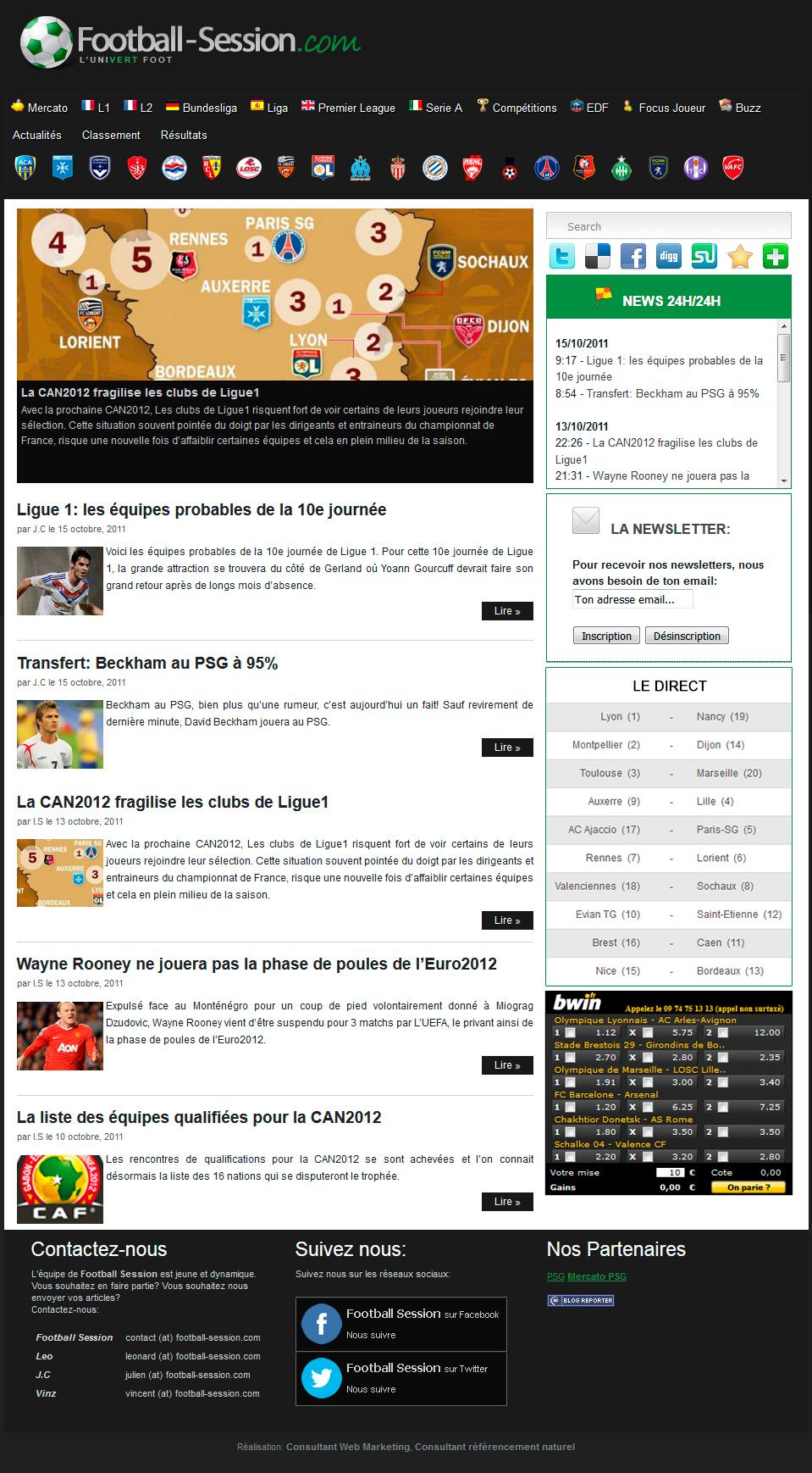Football-session.com